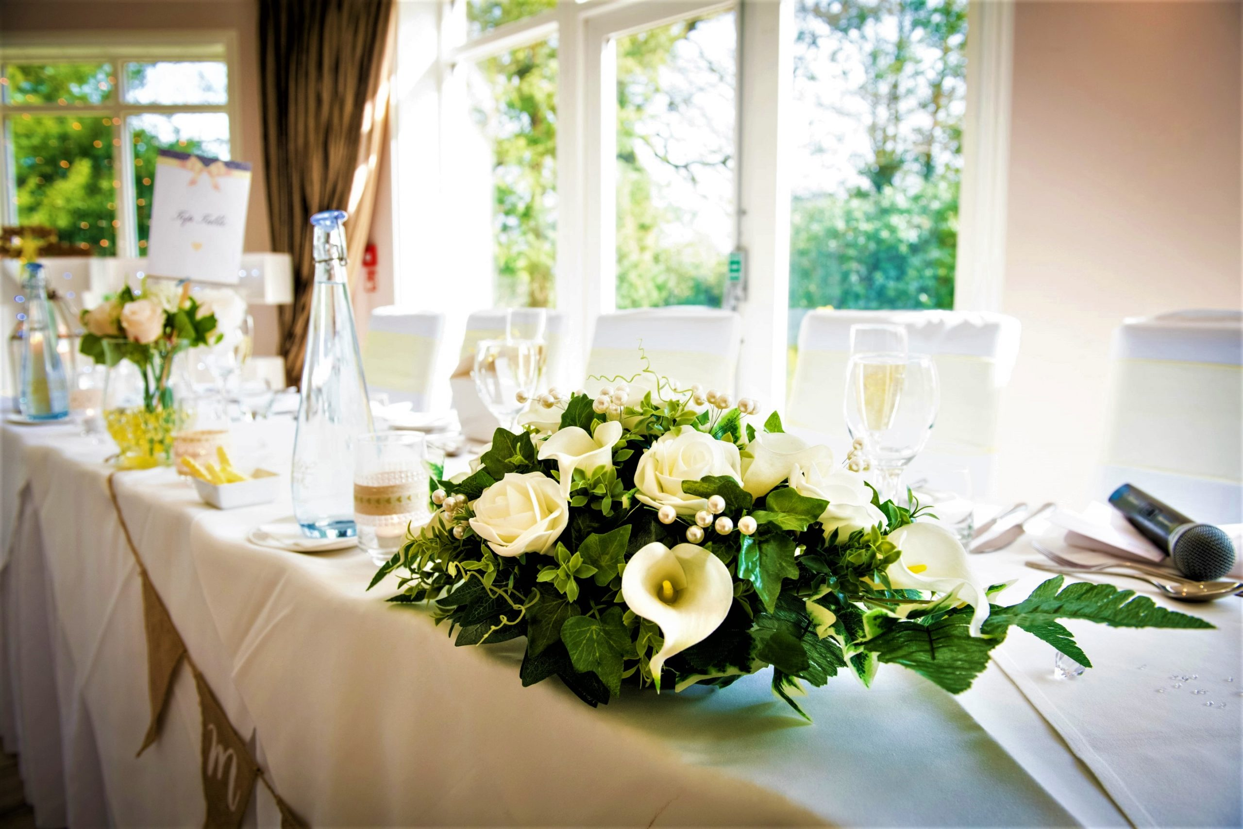 Top Table Decorations 2b